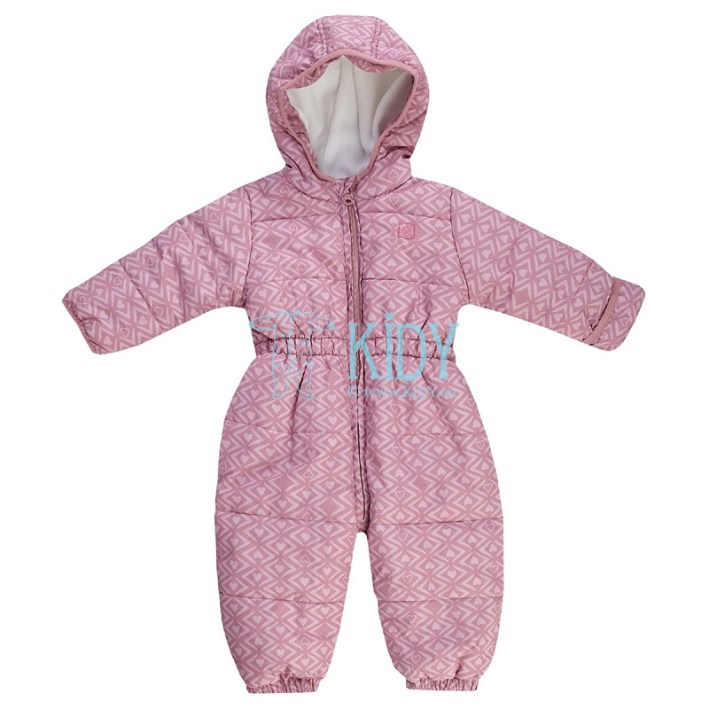 Pink OUTDOOR snowsuit
