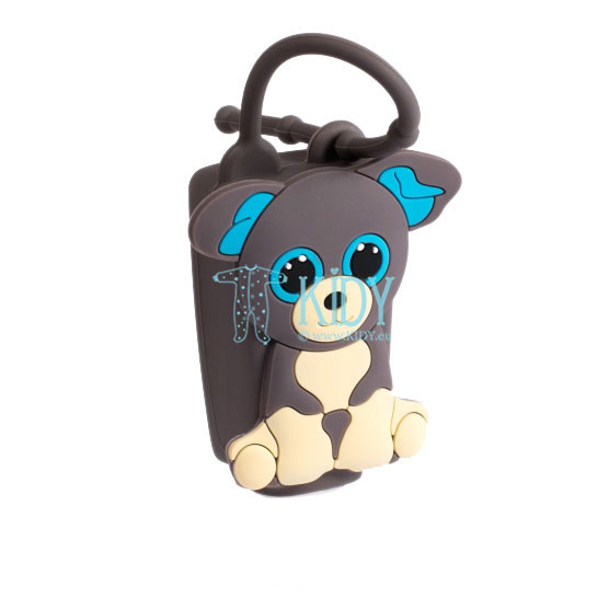 GREY PUPPY silicone holder for sanitizer
