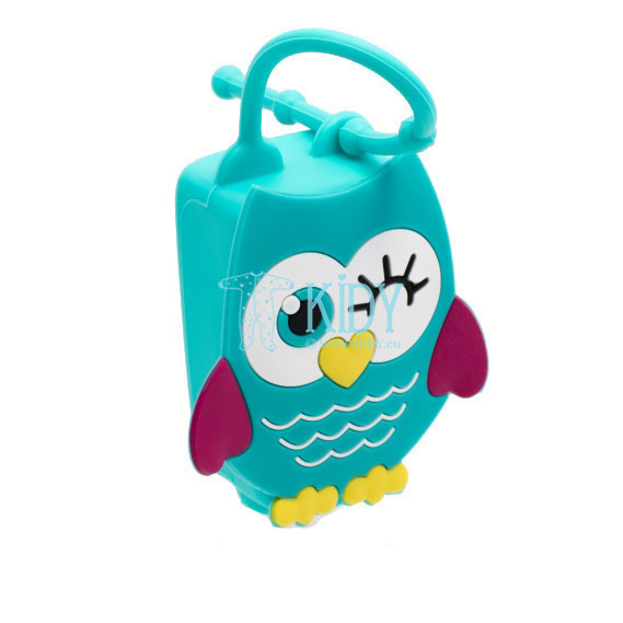 OWL silicone holder for sanitizer