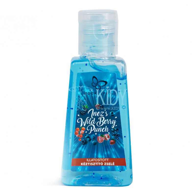 WILD BERRY PUNCH hand disinfectant gel