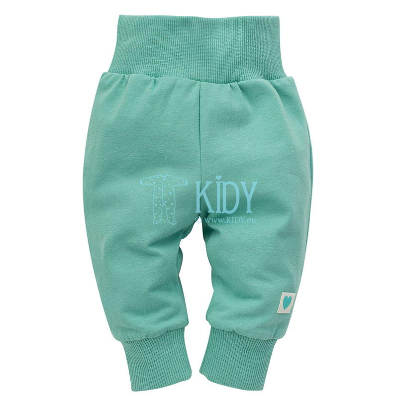 Green SPRING LIGHT pants