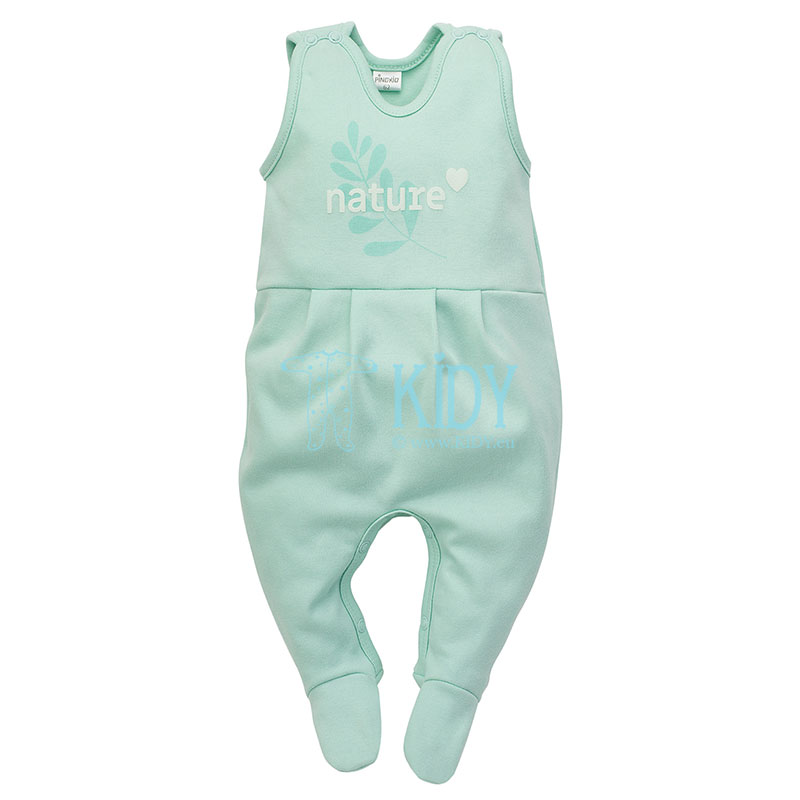 Mint SPRING LIGHT dungaree