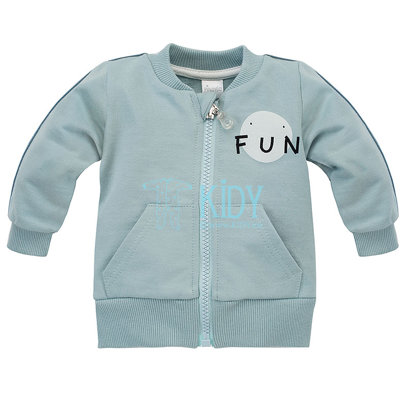 Mint LITTLE CAR jacket