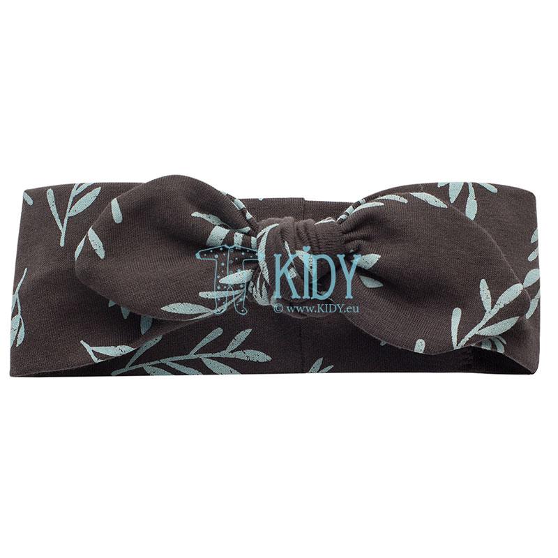 Grey STAY GREEN headband