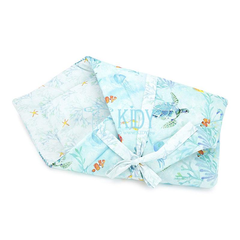 Double-sided Ocean envelope for newborns