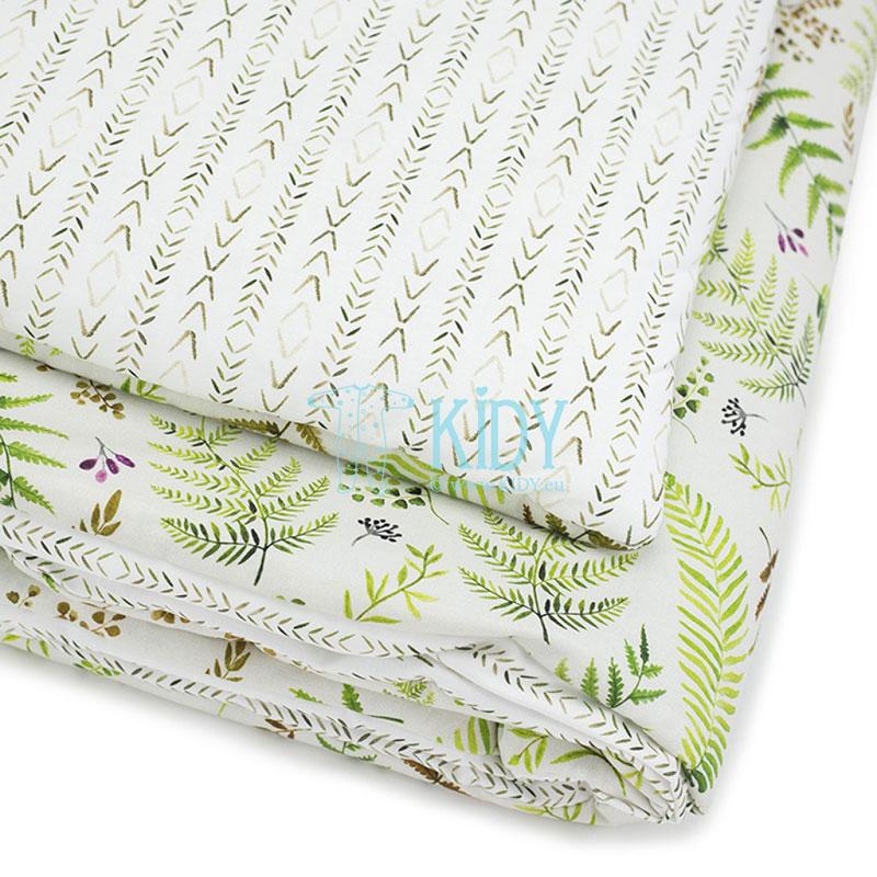 Bedding Paprocie set: duvlet + pillow (MAKASZKA) 9