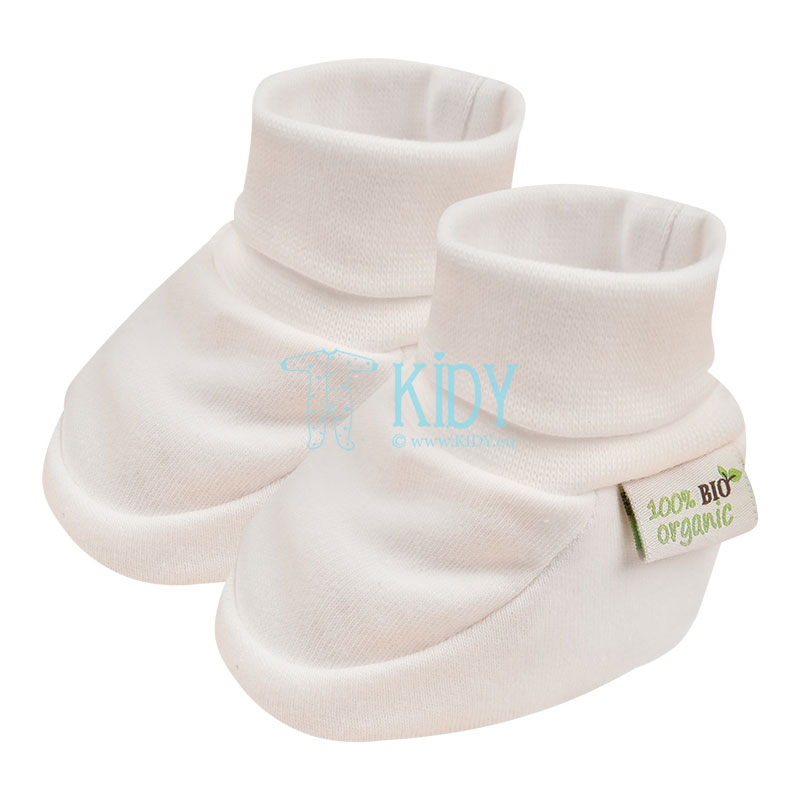 9 pcs ecru ORGANIC layette for newborns (BIO Baby) 9