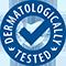 dermatologiškai patikrinta